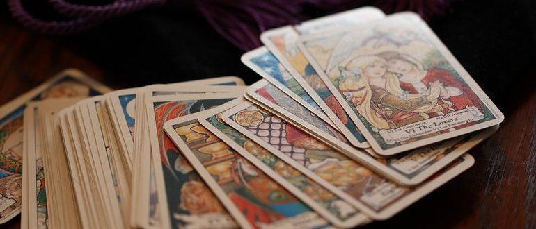 История карт таро 1