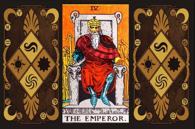 Император Таро (Хозяин)