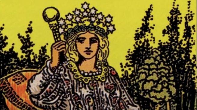 императрица таро роль и значение карты