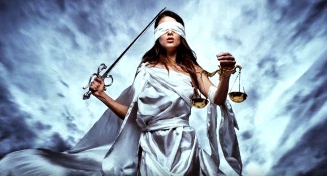 таро справедливость старший аркан