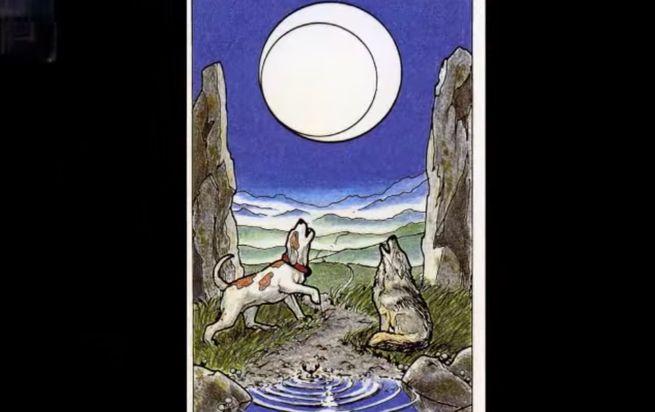 Взаимодействие Аркана Луна