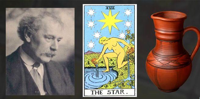 Аркан Звезда Таро символизирует крепкое здоровь