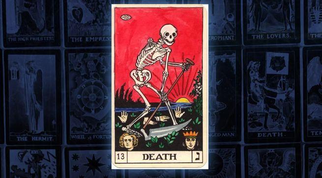 Трактовка аркана смерть таро