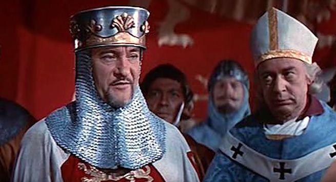 Король Жезлов также именуемый Королем Посохов