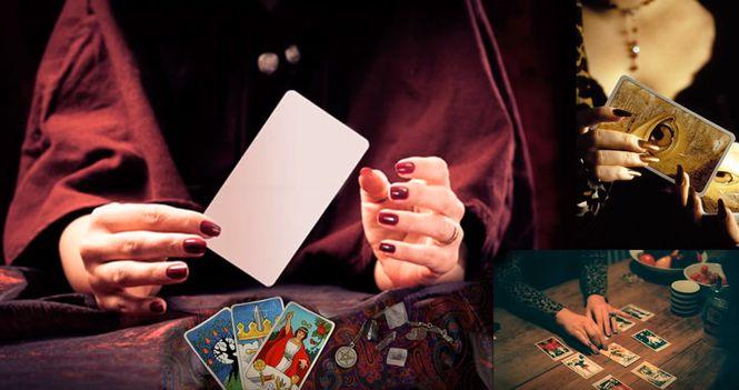 карты таро разговаривают