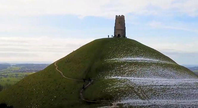 Башня Гластонбери