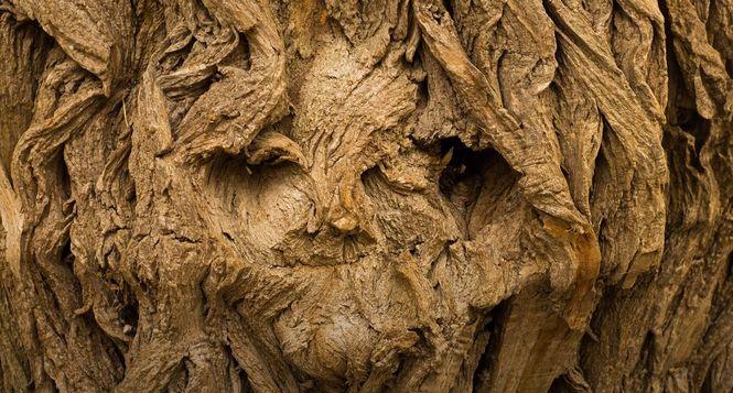 Опора, символизирующая мировое дерево