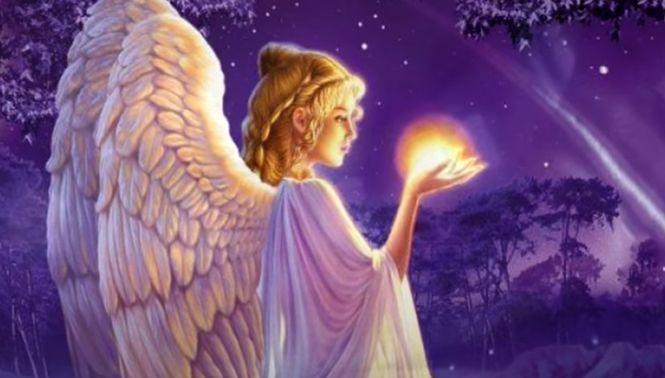 появился ангел