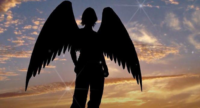 к ним приходили ангелы хранители