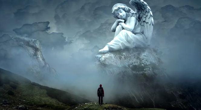 ангелы хранители существуют.