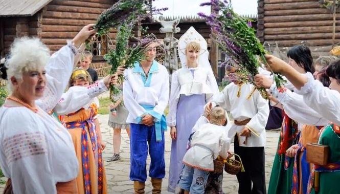 славянский оберег свадебник