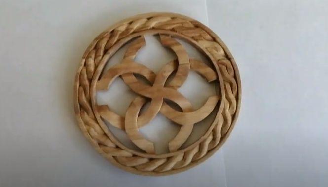 Оберег свадебник входит в группу солярных символов