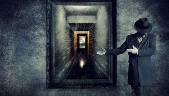Магия зеркал использовалась нашими предками
