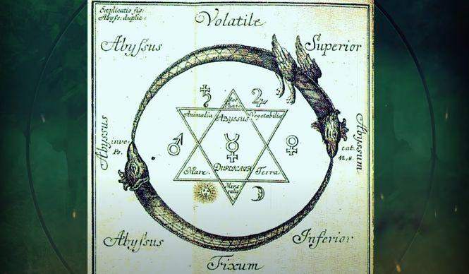 Во времена развития алхимии
