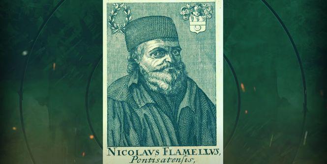 Николас Фламел и философский камень