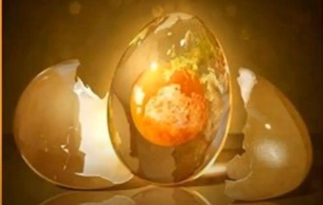 разбейте яйцо